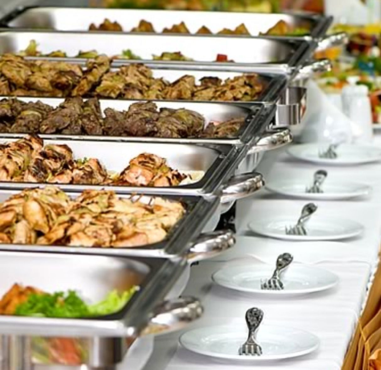 conclusion on catering services